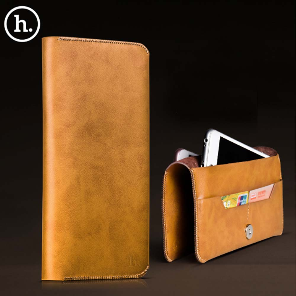 Hoco Portfolio Series Leather Multifunctional Card Case iPhone 6s/6s P Case