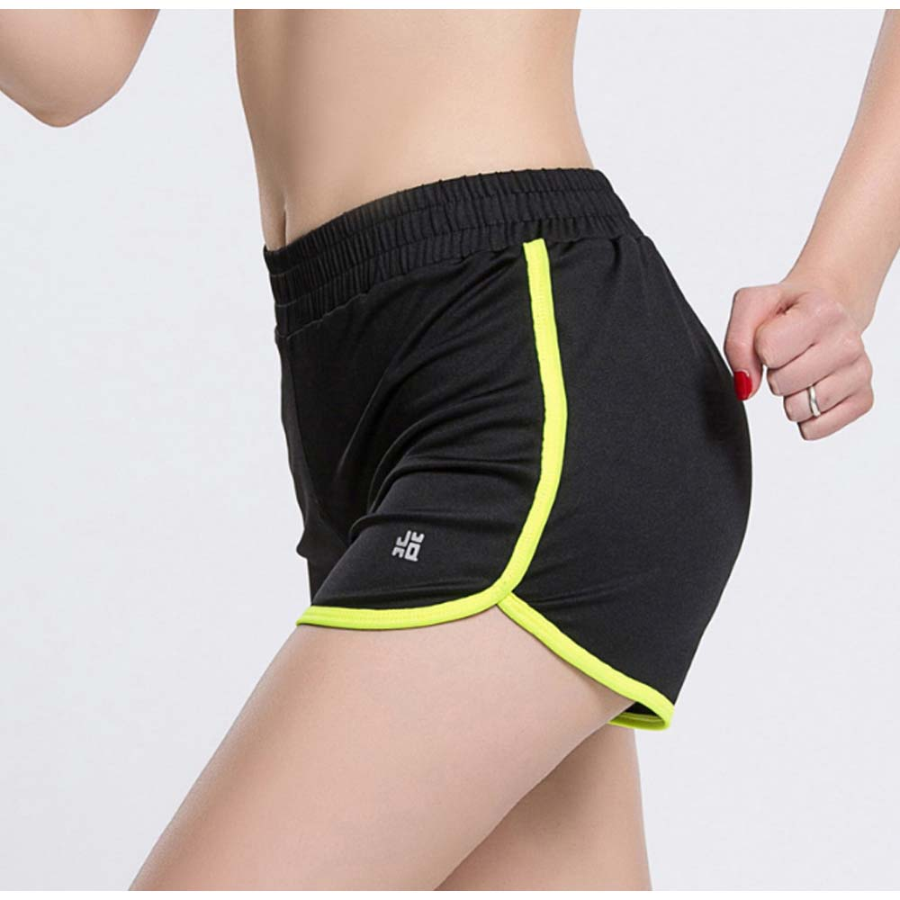 Fast Dry Women Jogging Shorts Yoga Gym Shorts